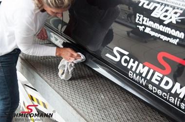 BMW F10 550I Schmiedmann Carbon Streamer 3