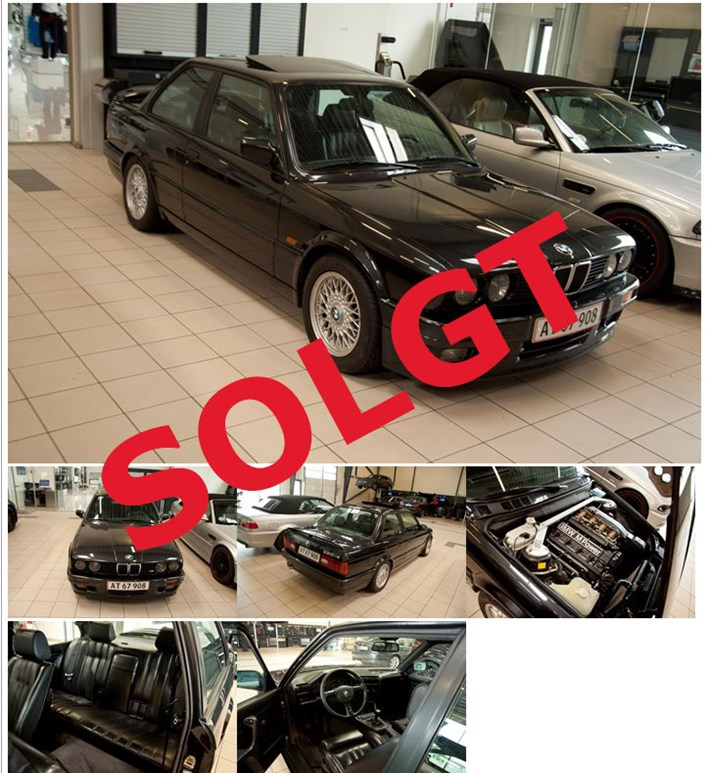 BMW E30 320IS Sold