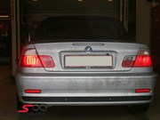 Bmw E46 330Ci Led Rear Lights07