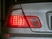 Bmw E46 330Ci Led Rear Lights08