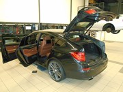 BMW F07 550I Styling Lowering 30