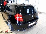 BMW E87 LCI 118I Schmiedmann Exhaust 02