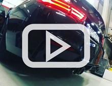 BMW M4 F82 JB4 Supersprint Akrapovic Video