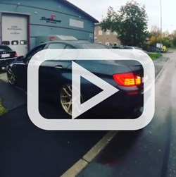 BMW F10 M5 Schmiedmann Exhaust Video