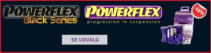 Powerflex Bushings Button