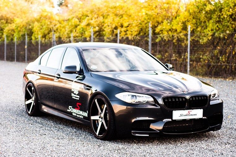 BMW F10 S5 Autumn 2016 4