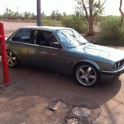 E30 325I Stroked 3 1L Before