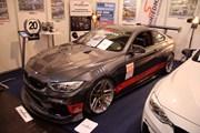 Flot BMW Udstillet Paa Essen Motor Show