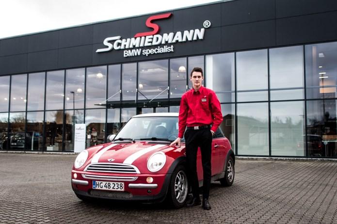 Lores Oliver Mini R50 Foran Schmiedmann Odense Reservedels Ekspedient 1