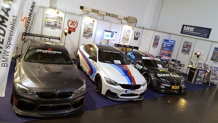 Hal 2 Stand E117 Bmwer Paa Essen Motor Show Schmiedmann Bmw Dele Tuning