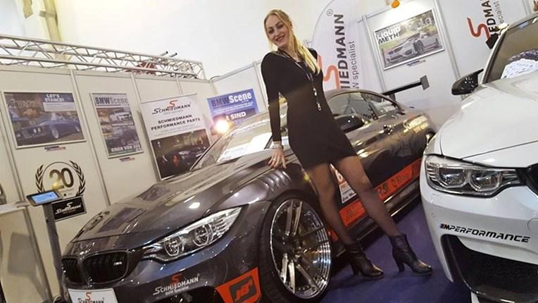 BMW Specialist Schmiedmann Til Essen Motorshow I Tyskland