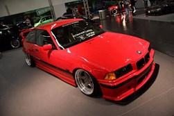Flot BMW Udstillet Paa Essen Motor Show 2