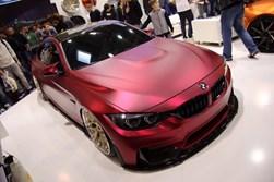 Flot BMW Udstillet Paa Essen Motor Show 7