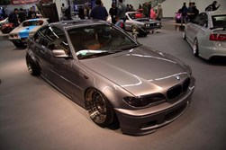 Flot BMW Udstillet Paa Essen Motor Show 12
