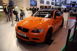 Orange BMWM Schmiedmann
