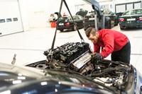 Simon Monterer Motor I BMW 118D 1 Serie M Renoveret Topstykke 3