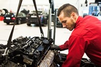 Simon Monterer Motor I BMW 118D 1 Serie M Renoveret Topstykke 4