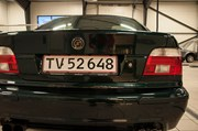 BMW E39 Paa Vaerkstedet Rust Bagklapplusnedenunder