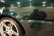 BMW E39 Paa Vaerkstedet Rust Paa Bagskaerm