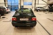 BMW E39 Paa Vaerkstedet Set Lige Bagfra