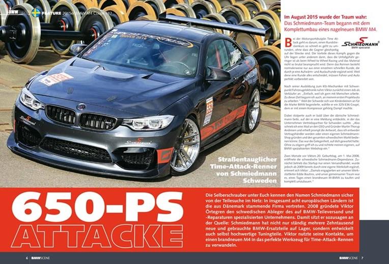 Page 1 BMW M4