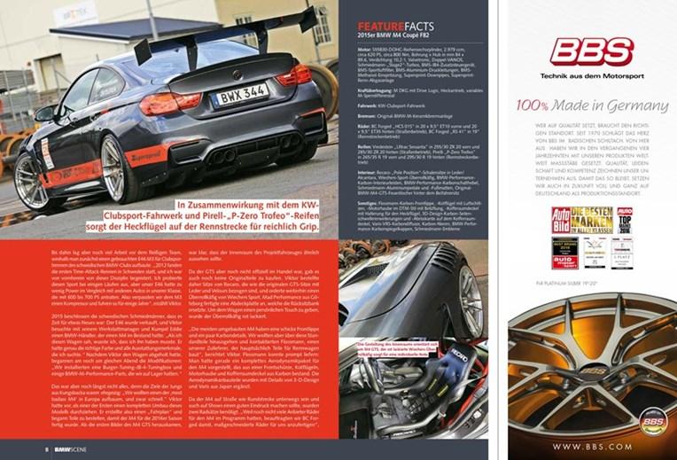 Page 2 BMW M4