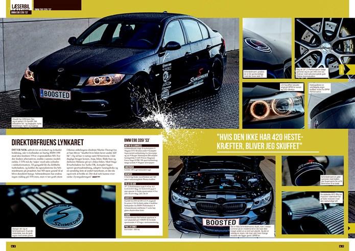 Schmiedmann 335I E90 LCI I Boosted Magazine2