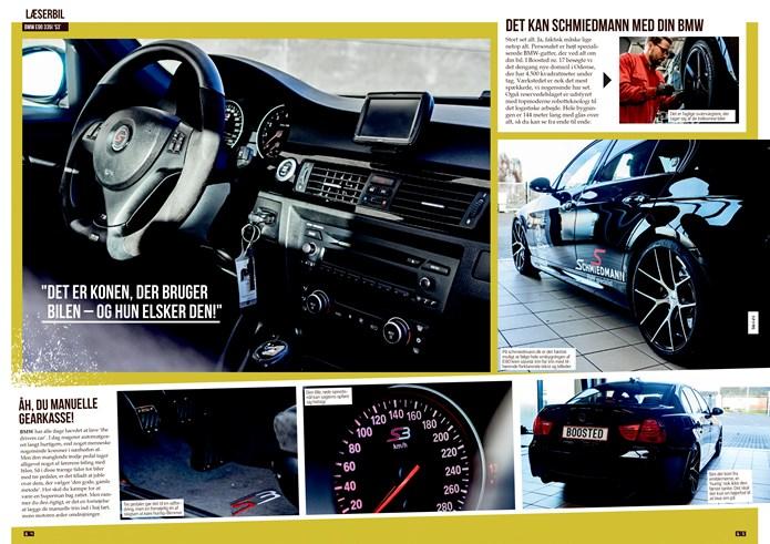 Schmiedmann 335I E90 LCI I Boosted Magazine3