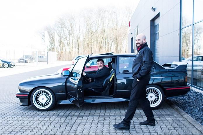 Exhaust Sound BMW E30 M3 Schmiedmann