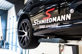 BMW Schmiedmann Tuning E90 335I Z Performance 2