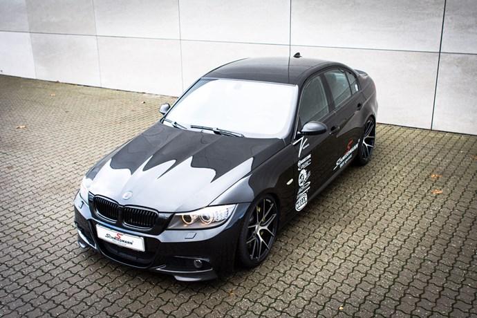 BMW Schmiedmann Tuning E90 335I Z Performance 3