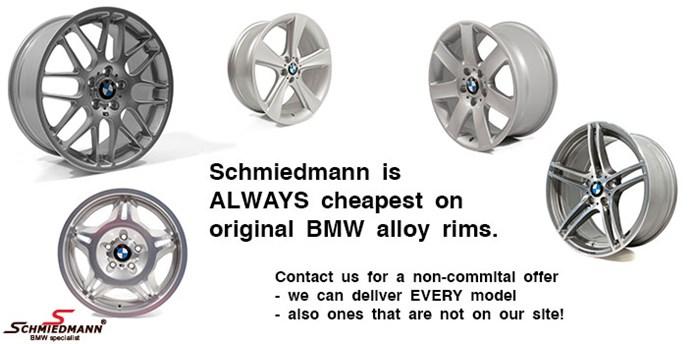 Originale BMW Faelge