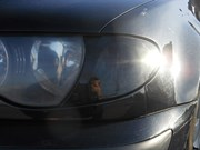 Bmw F46 Black Front Indicators 03