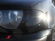 Bmw F46 Black Front Indicators 03