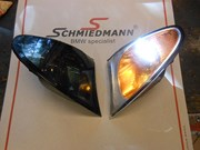 Bmw F46 Black Front Indicators 13