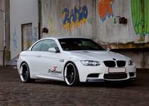 BMW E93 M3 ESS