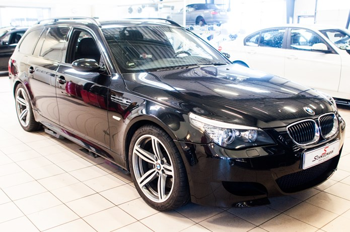 BMW E61LCI M5 V10 Kobling Svinghjul Skift 3 Of 32