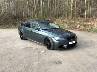 BMW 335XI Schmiedmann Nordborg Styling Tuning Udstoedning Skoerter 4