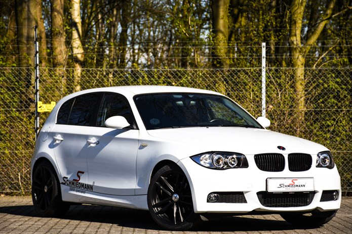 BMW 118D Schmiedmann Styling 2