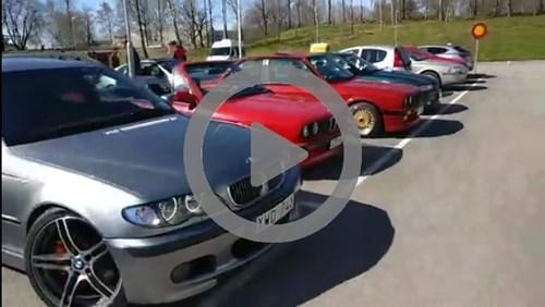 BMW Traef Schmiedmann Sverige E46 Touring E30 Cab E30