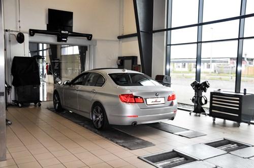 BMW F10 Hybrid 535I M Pakke Spoiler Frontspoiler Sideskoerte Haekskoerte Bodykit 1