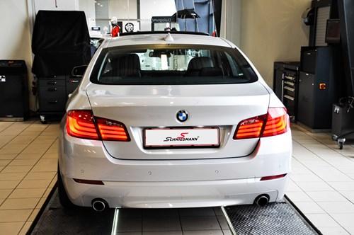 BMW F10 Hybrid 535I M Pakke Spoiler Frontspoiler Sideskoerte Haekskoerte Bodykit 2