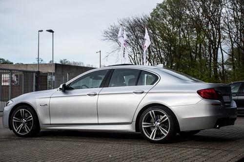 EFTER BMW F10 535I Hybrid M Pakke Spoilersaet Frontspoiler Sideskoerter Og Haekspoiler 2