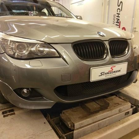 BMW E90 Frontspoiler M Look Schmiedmann 2