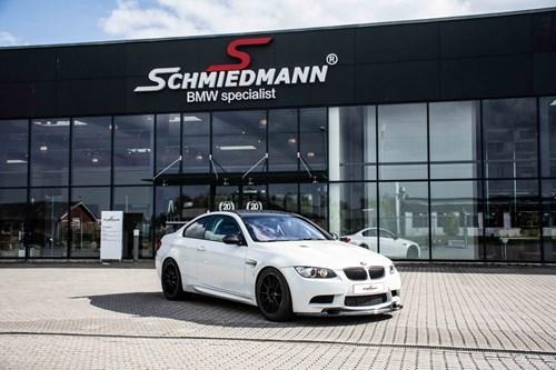 BMW M3 Track E91 Tuning 1