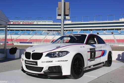 BMW M235I Racing Tuning Styling Reservedele Schmiedmann