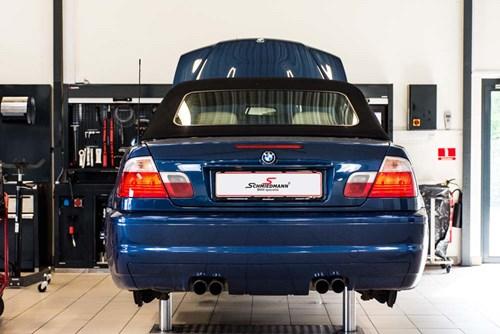 Baglygter E46 Cabriolet Led Taillights BMW 5
