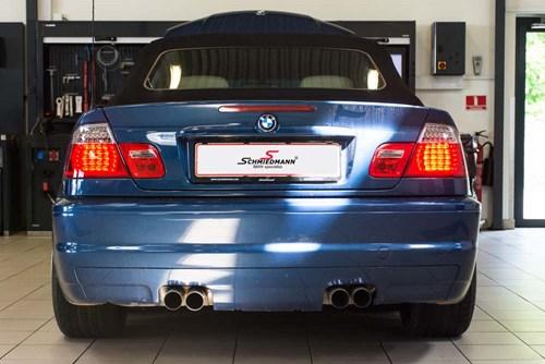 Baglygter E46 Cabriolet Led Taillights BMW 9