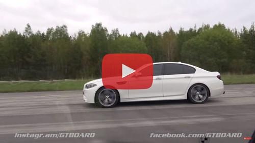 Schmiedmann BMW F80 M3 Vs BMW F10 M5