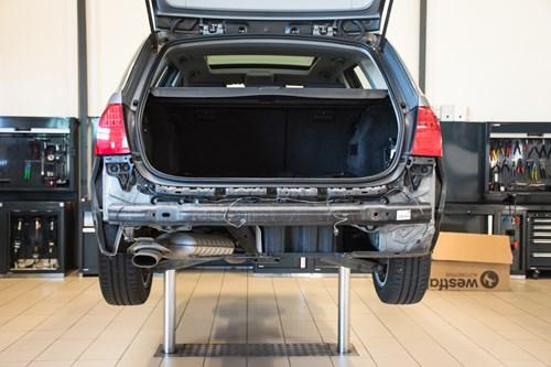 Westfalia Aftageligt Anhaengertraek BMW 5